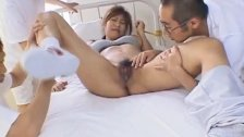 Azusa Ayano sexy Asian milf gives incredible