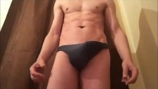 Hung Bulge Jerk Off