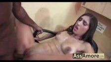 Alexis Breeze Latina Big Butt Interracial