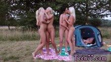 Bondage anal slave blonde Horny Lesbian