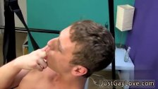 Guy with hairy dicks gay Jackson Miller and
