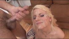 FACES OF CUM : Hailey Cumming