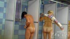hidden shower 123