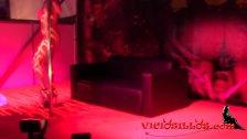 Nora Barcelona despues de su show en el SEB