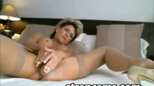 Good Looking Milf Toying Pussy