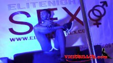 Yarisa Duran show porno en el SEB