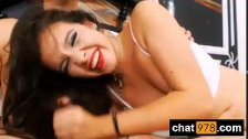 Hairjob Long Hair  jerk-off