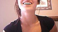 Gorgeous girlfucks on webcam