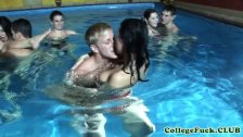 Real euro teens fucked after sexyparty