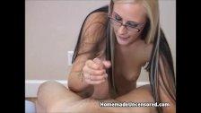 Paige Amateur porn star wannabe blows cock