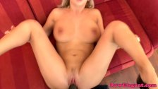 Seductive russian assfucked by black cock pov