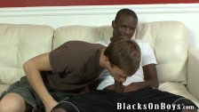 Brett Styles Can Handle A Big Black Cock