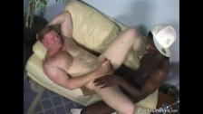 Dakota Has Some Manly Fun With A Black Guy