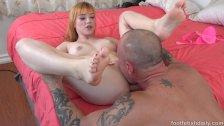 Anny Aurora Dirty Sticky Feet