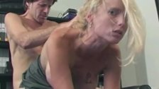 Candy Apples –  Rough Fuck in the Office