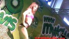Valentina Bianco posando SEM 2014 Viciosillos