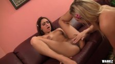 Lilly Banks And Sara Luvv Girly Fun