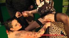 Shibari con Anraro, Iori y Crazy Rules SEM