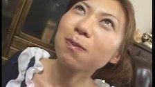 DRINKERS SEMEN : Saki Anzu