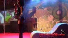 Jordanne Kali Kiwi Dance en el FEDA