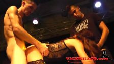 Ashley Woods hard threesome FEDA 2014