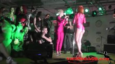 Presentantion pornstar erotic festival FEDA