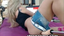 Anal Toying Under The Jeans