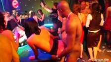 Bi pornstars fucking at sex casino party