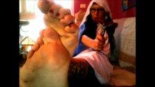 MISS WAGON - a carnevale ogni foot fetish sch