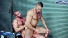 Dick Danger: Hunter Marx & Jake Genesis!