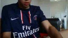 French Boy Cam wank 1