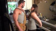 Nicole Anderson Shower clip with Frank Defeo
