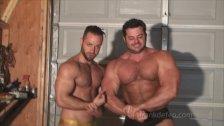 Muscle guysWrestling Nude Tony Larson Vs Tank
