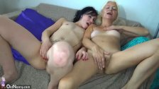 OldNanny Very old granny woman and horny teen