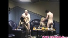 Swingers In Amateur Action