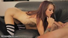 Dallas Black Handjob after Masturbation