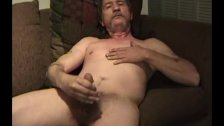 Mature Amateur Alan Jacking Off