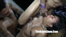 leona banks fucked by dominican squad donny s
