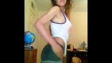 Shannon Dubois Flashing Her Tits!!