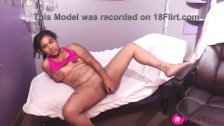 18flirt Black babe Ms LoveXO with small tits