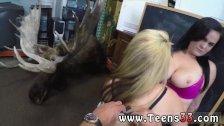 Amateur blonde milf gang bang Lesbians Pawn