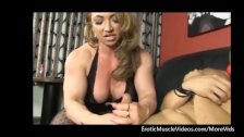 EroticMuscleVideos BrandiMaes Muscle Slave Pa