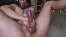 Daddy Jerking Big Cock