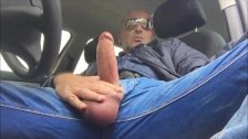 Wank Near The Motorway Area