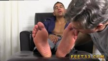 Free gay ebony anal Jake Torres Gets Foot