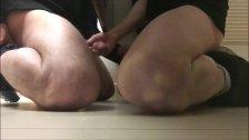 Understall Action With Cum Shot