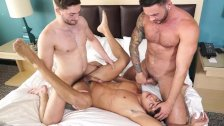 Ashton Summers Judas Cole and Preston Cole