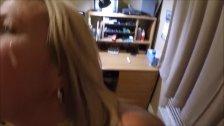 susie gets off watchin' herself on dvd