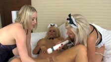 Hot Maids for Service - NakedCamWomenDotcom