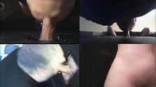 Blowing Thick Mature In The Gloryhole 4 Ways